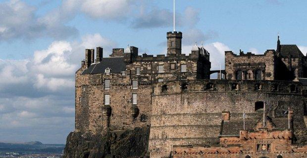 Единбурзький замок (Шотландія)