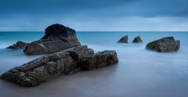 Пляж Дурнес в Шотландії